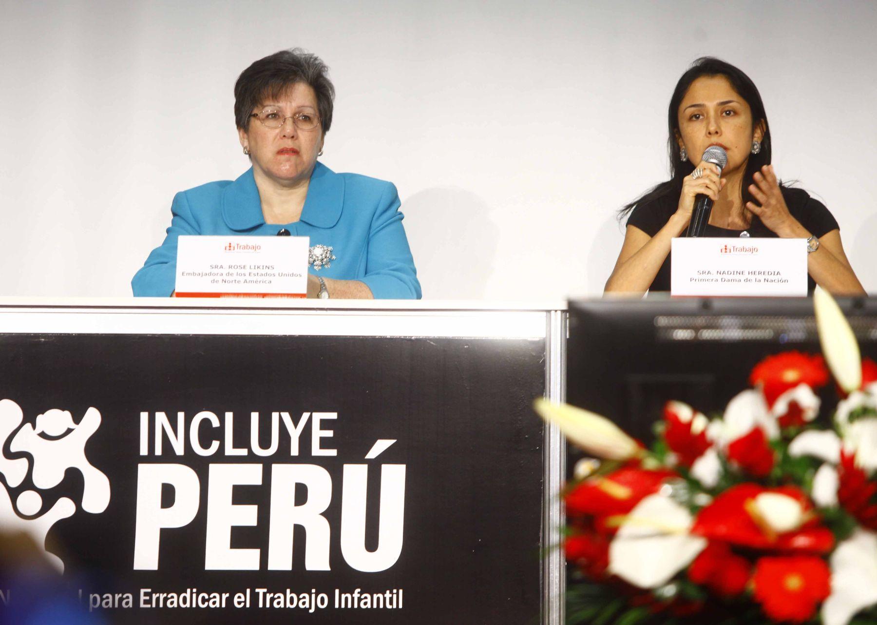 Estados Unidos Destaca Estrategia Peruana Para Erradicar Trabajo
