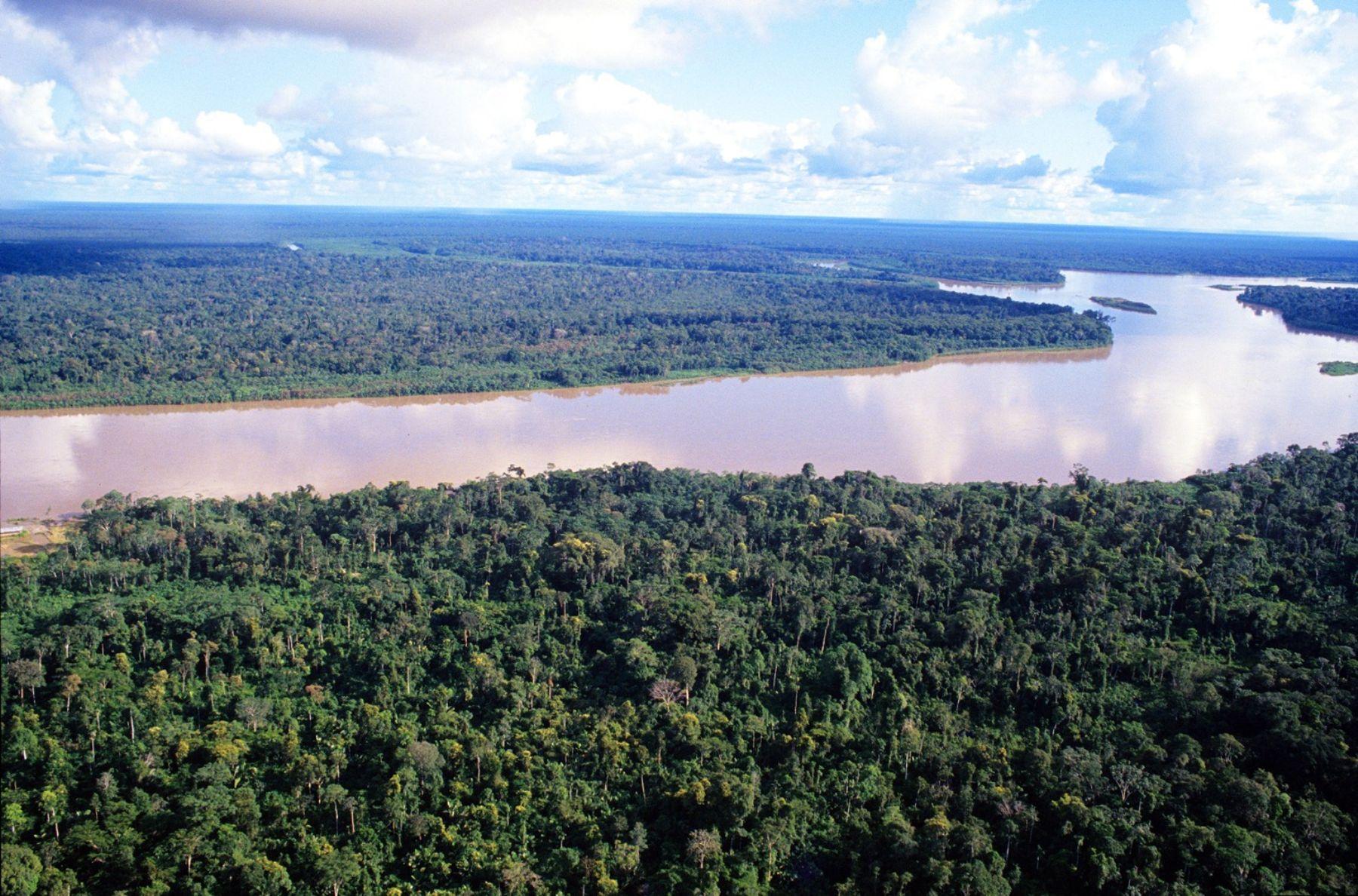 Río Amazonas está en descenso pero mantiene alerta roja por peligro de desborde. ANDINA/Difusión