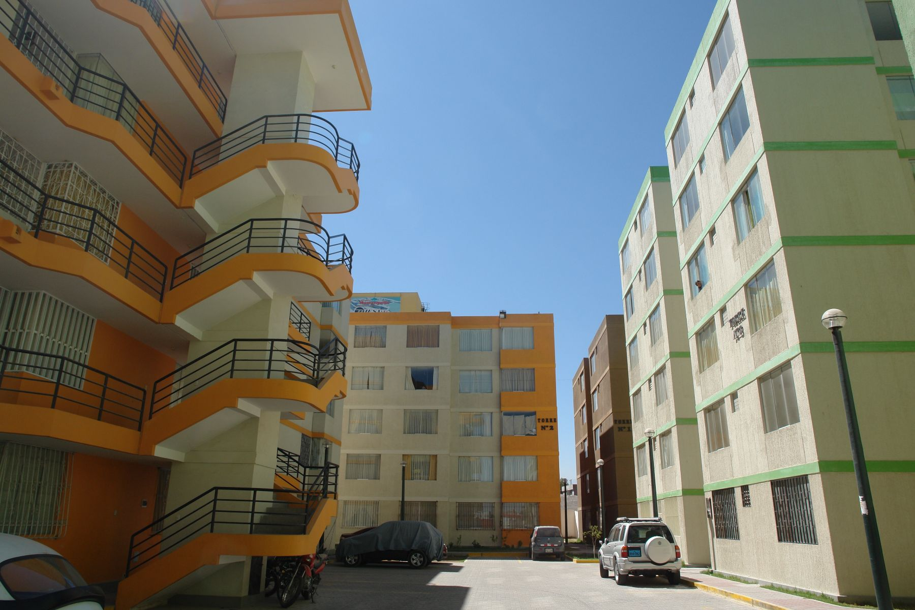 Aumenta la oferta de proyectos habitacionales en las regiones. ANDINA/Difusión