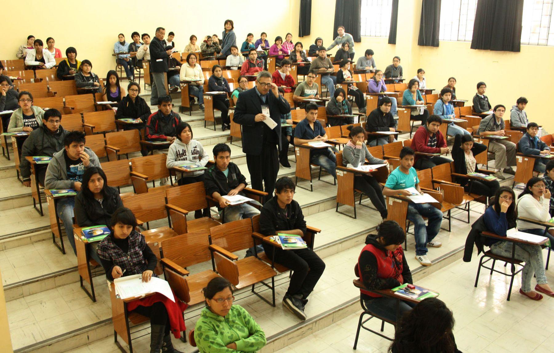 Defensoría pide a rector de U. San Marcos garantizar reinicio de ...