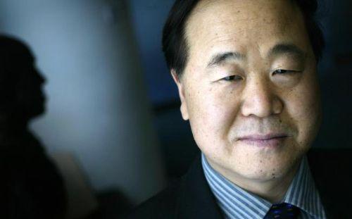 Novelista chino Mo Yan INTERNET/Medios