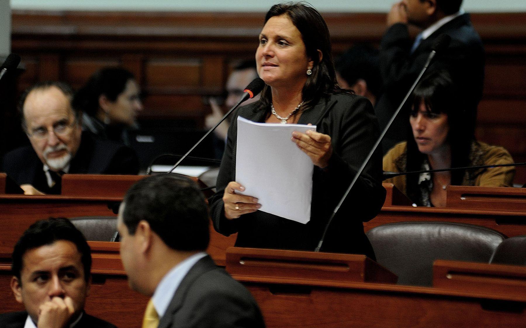 Legisladora Marisol Pérez Tello. Cortesía