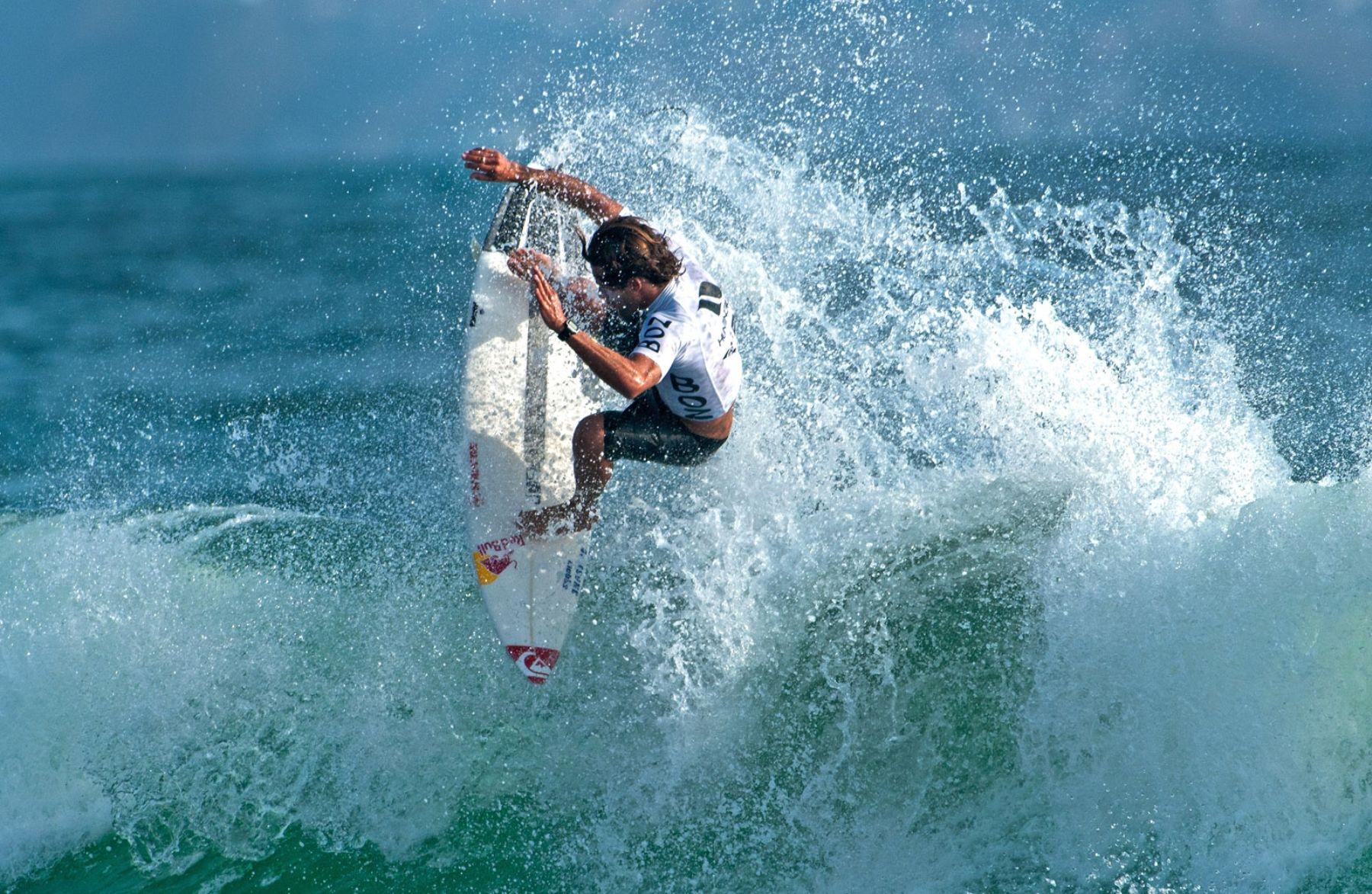 Gabriel Villarán gana oro en los I Juegos Bolivarianos de Playa