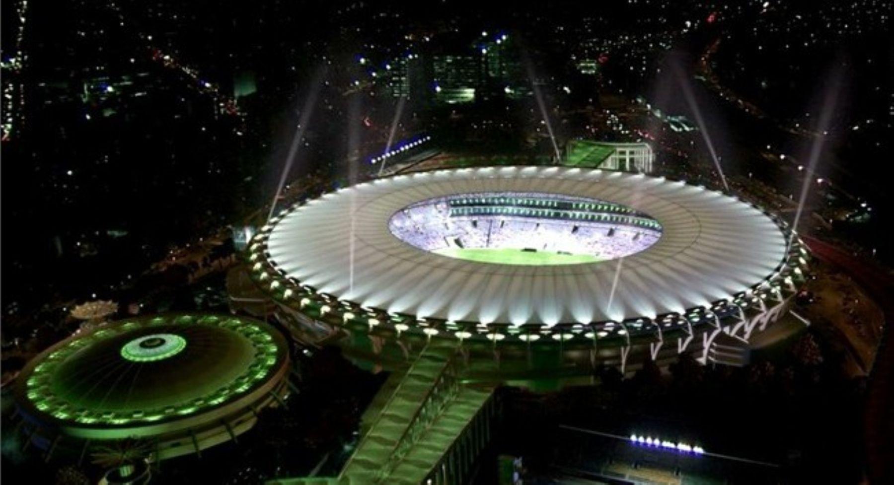 El Maracaná renovado según las proyecciones de la organización. Foto: Fifa.com.