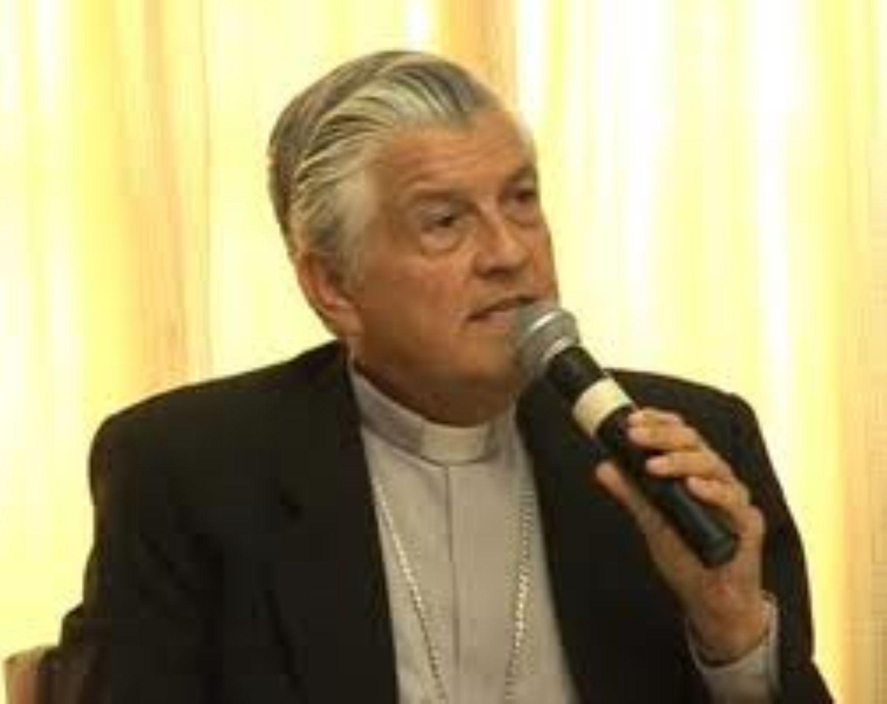Presidente de Conferencia Episcopal Peruana, monseñor Salvador Piñeira. Foto: Internet