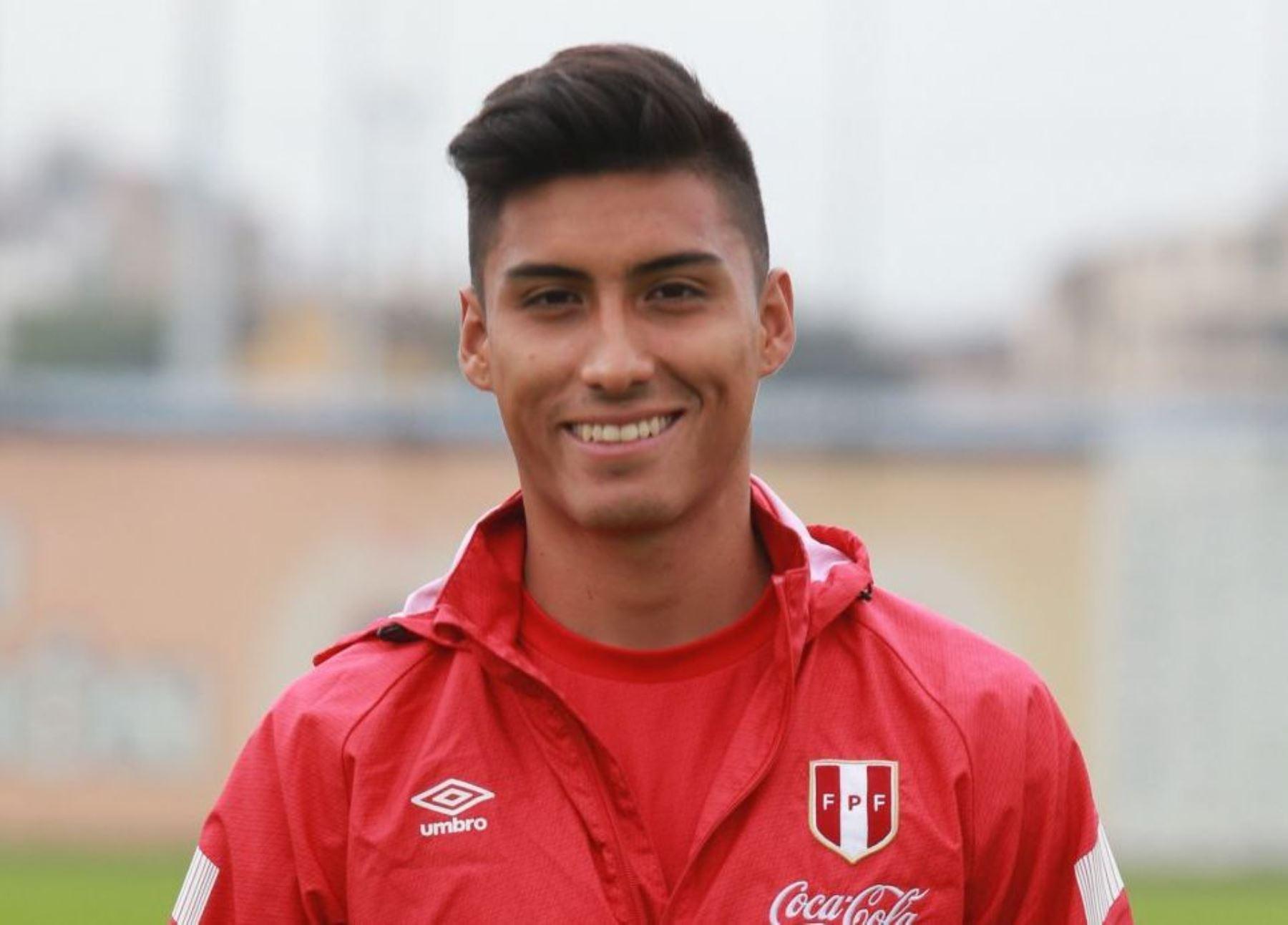 Manzaneda es nuevo jugador del Deportivo Municipal.