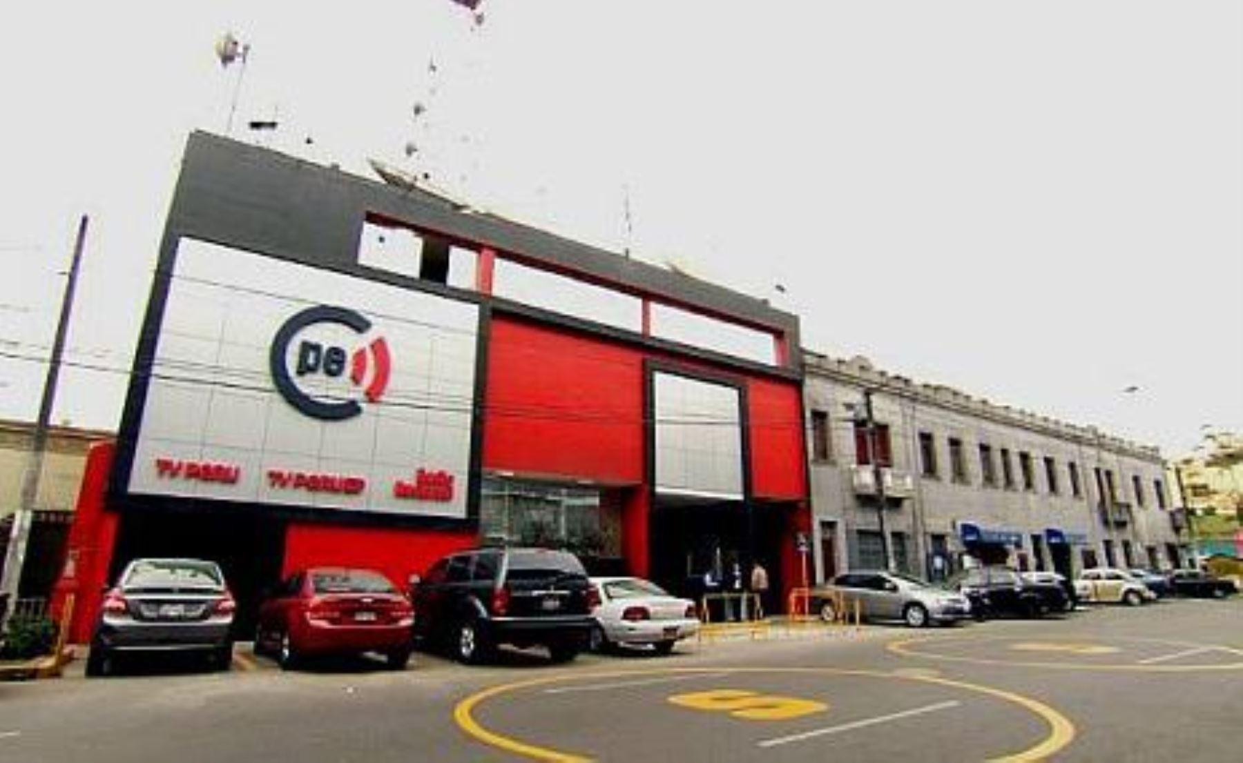 TV Perú cumple hoy 58 años transmitiendo información y entretenimiento. Foto: ANDINA/Difusión.