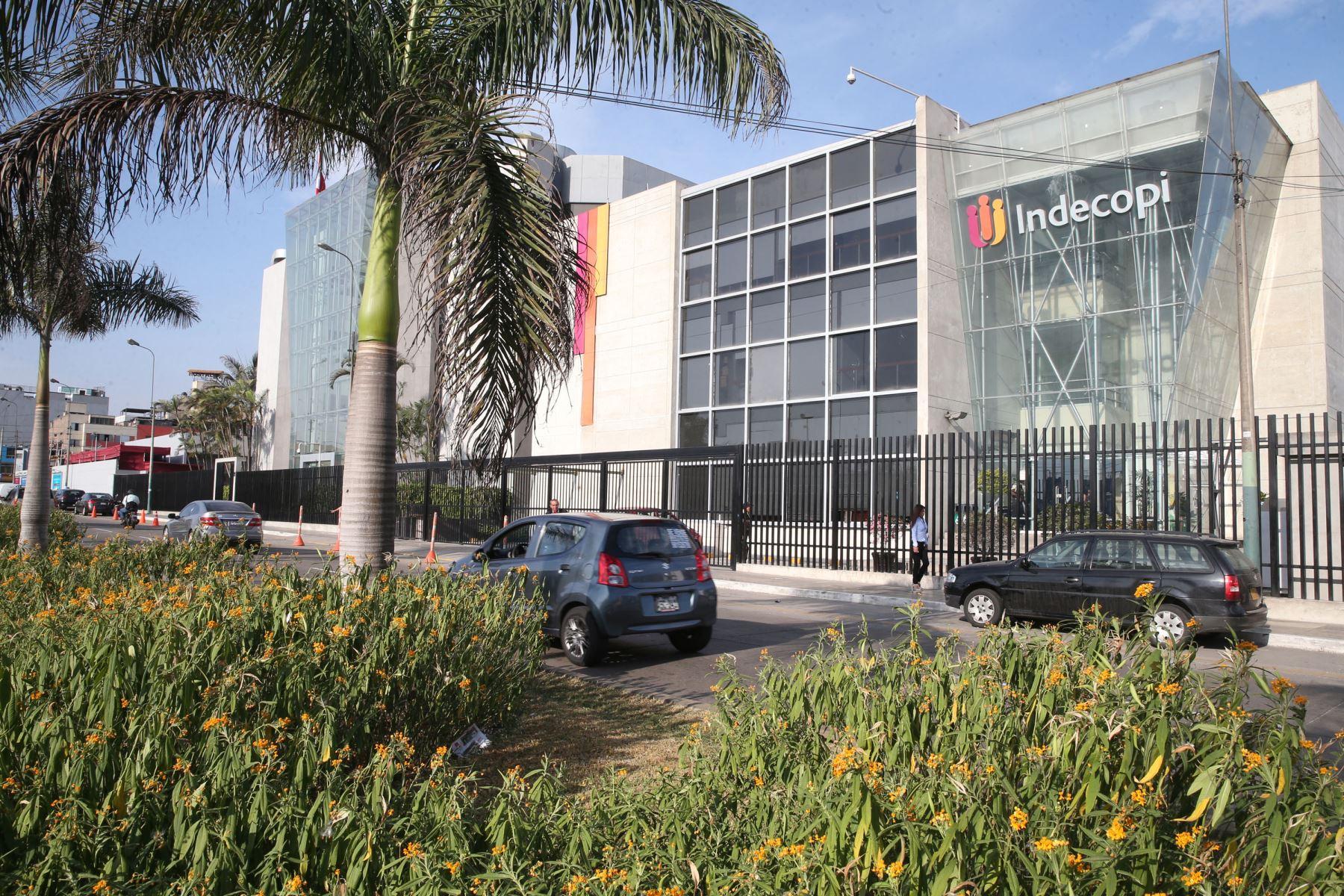 Indecopi. Foto: ANDINA/Vidal Tarqui