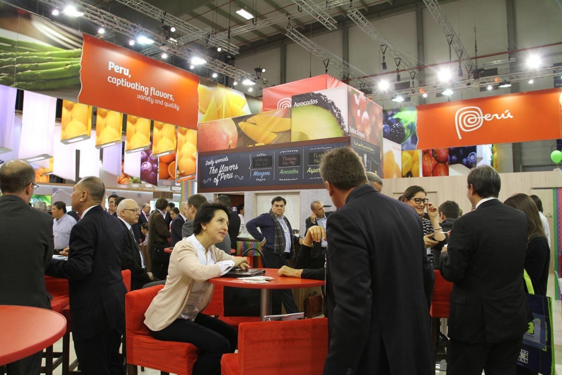 Feria Fruit Logistica en Alemania