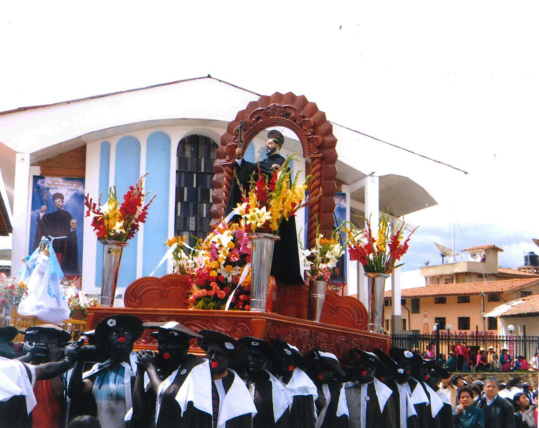 Fiesta de San Francisco de Asis de Huamachuco