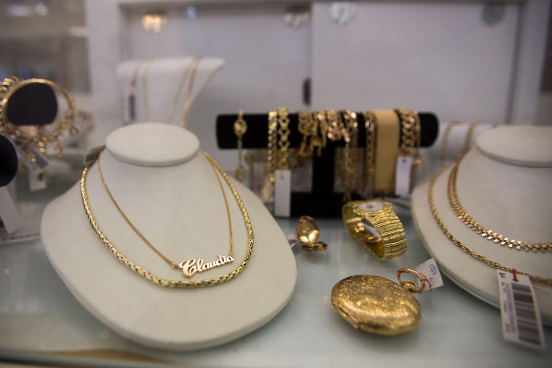 615386bad8aa Caja Metropolitana realiza exhibición y venta de joyas de oro por ...