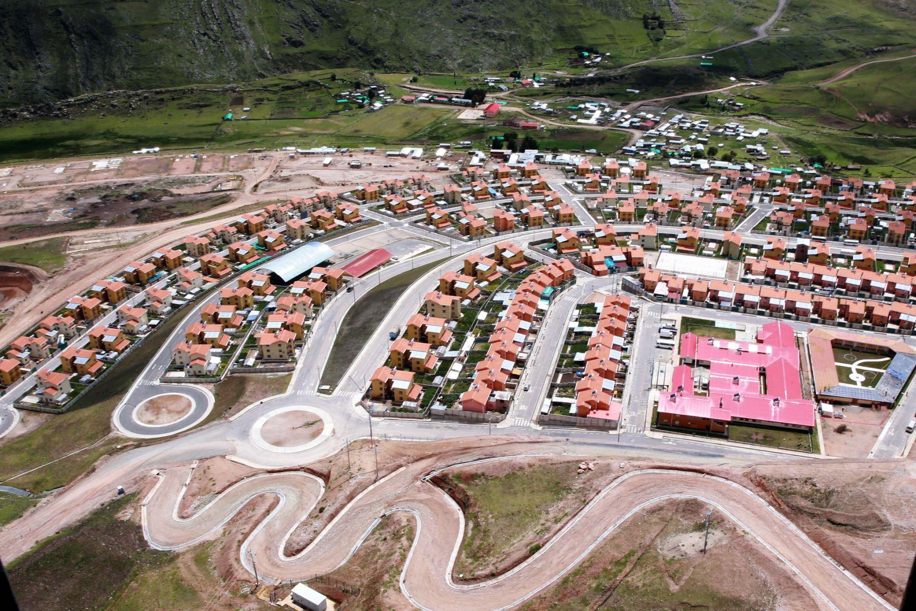 Proyectos mineros en el Perú. ANDINA/Prensa Presidencia