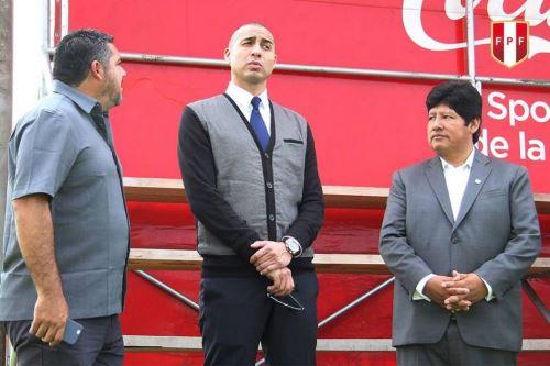 Trezeguet fue detenido en Turín. Facebook
