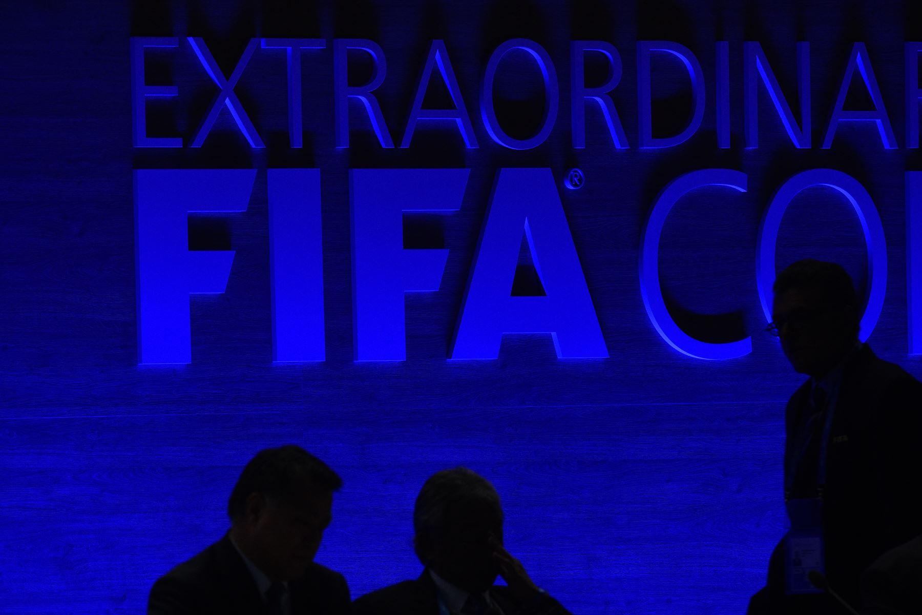 FIFA Inicia la votación para elegir a su nuevo presidente. Foto: AFP