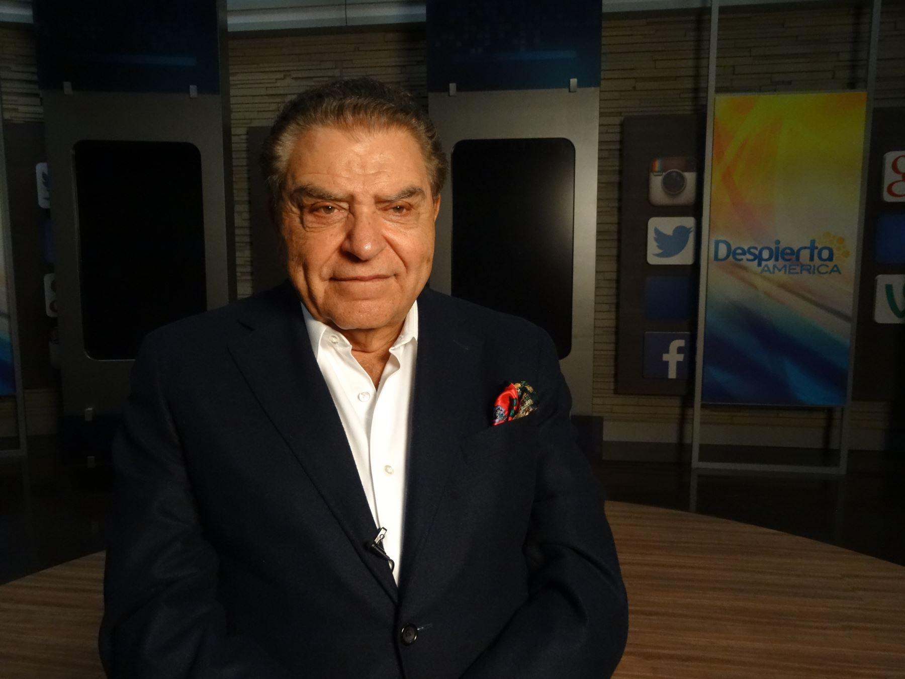 """Don Francisco\"""" vende su casa en Miami Beach por casi 24 millones de dólares"""