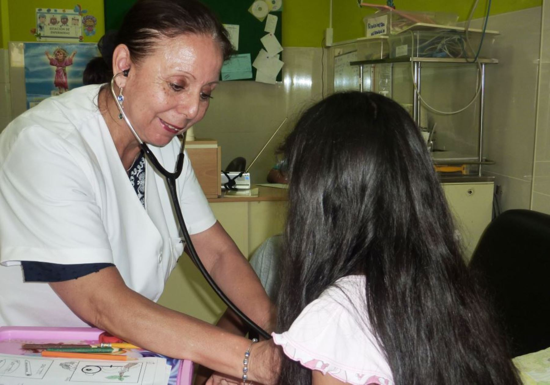 Las mujeres son más vulnerables a sufrir enfermedad renal. Foto: ANDINA/Difusión