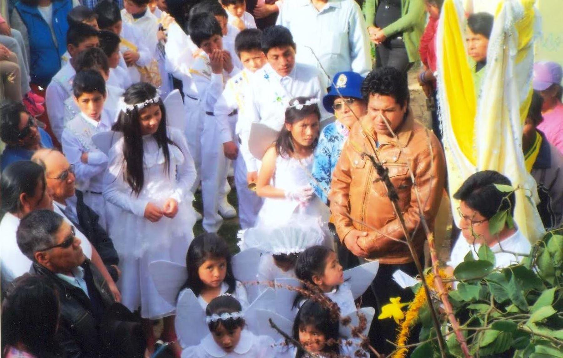 Danza Los Pastorcitos de Malvas fue declarada Patrimonio Cultural de la Nación por el Ministerio de Cultura.