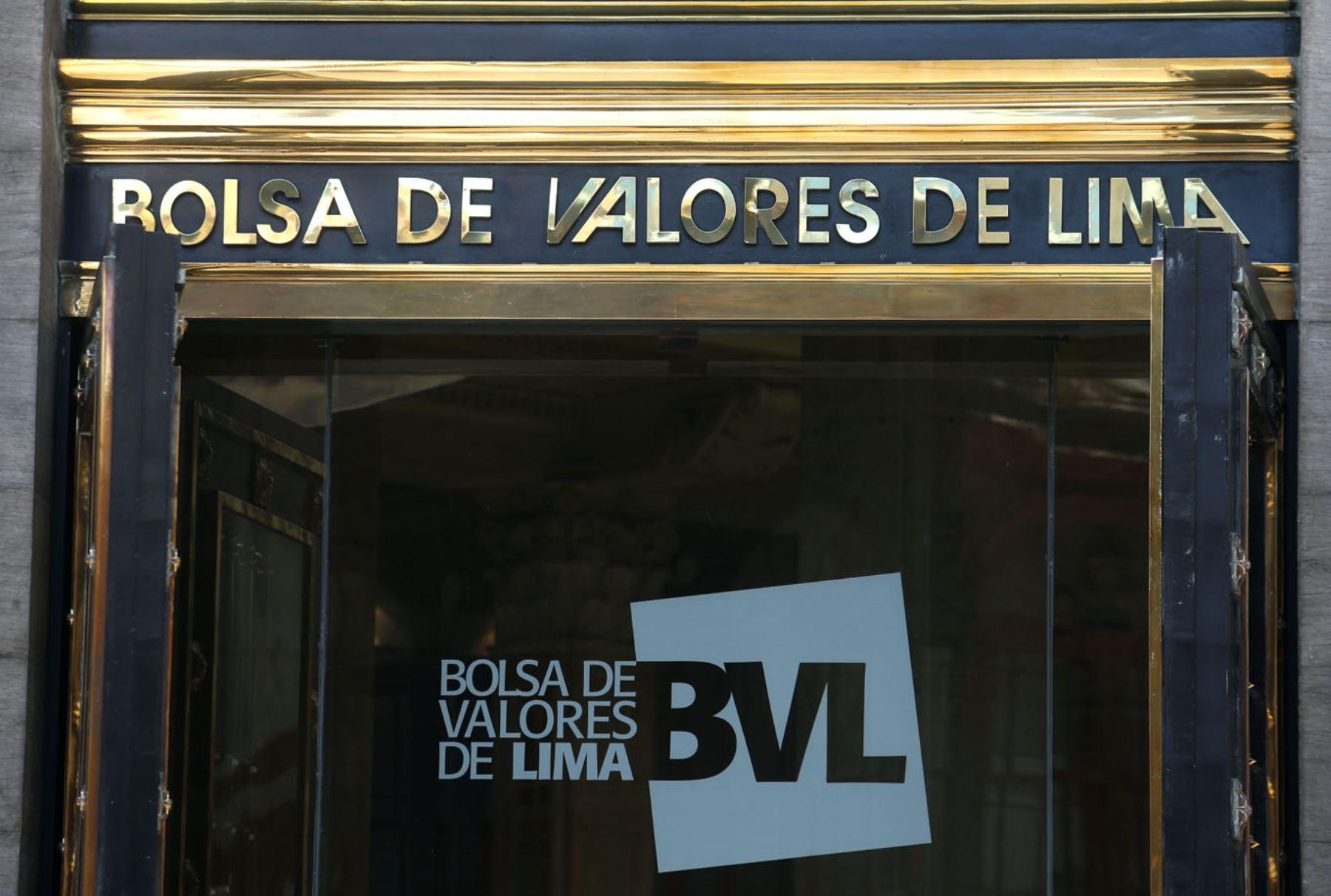 Bolsa de Valores de Lima (BVL). Foto: ANDINA/Melina Mejía