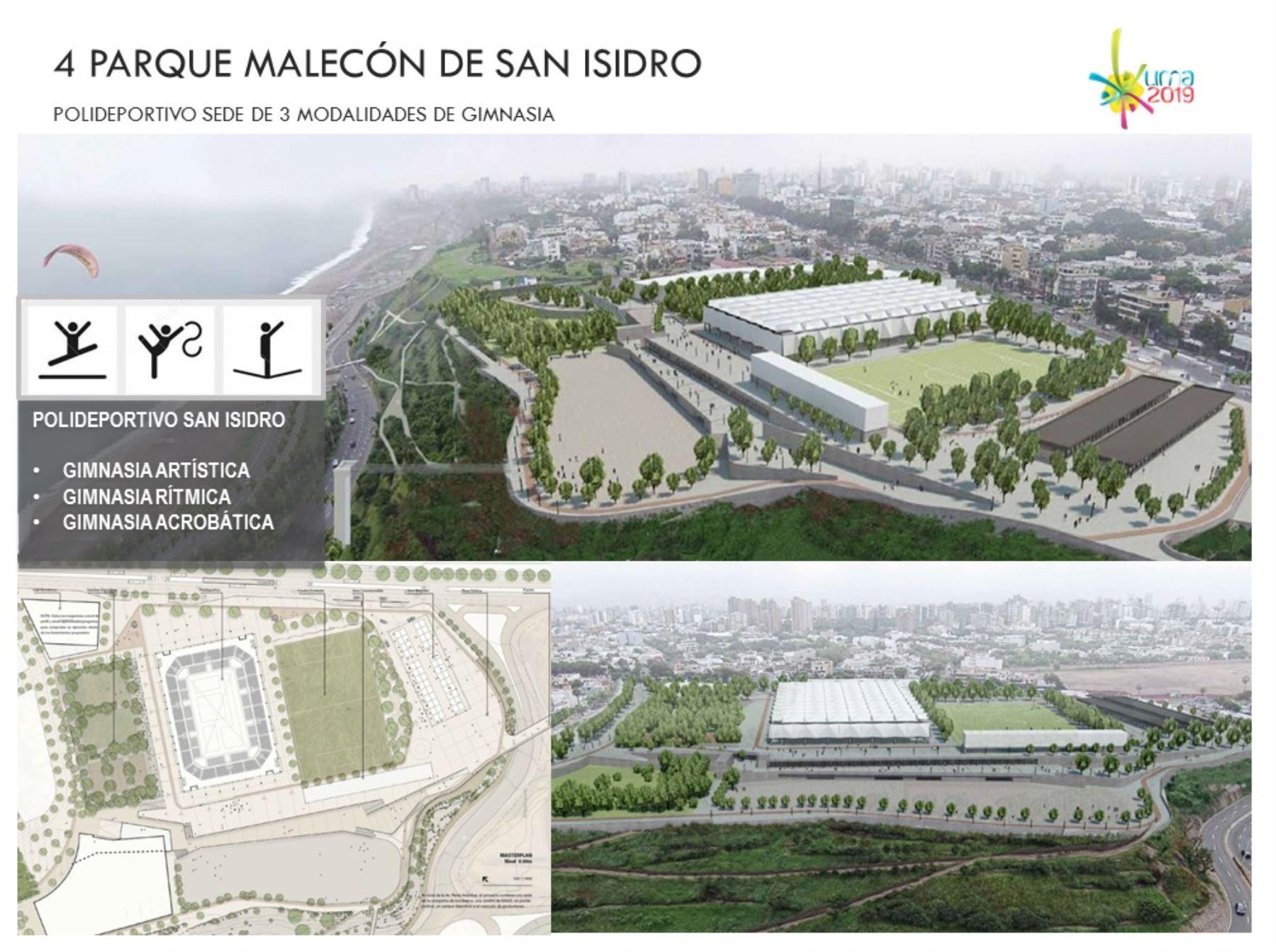 San Isidro tendrá participación