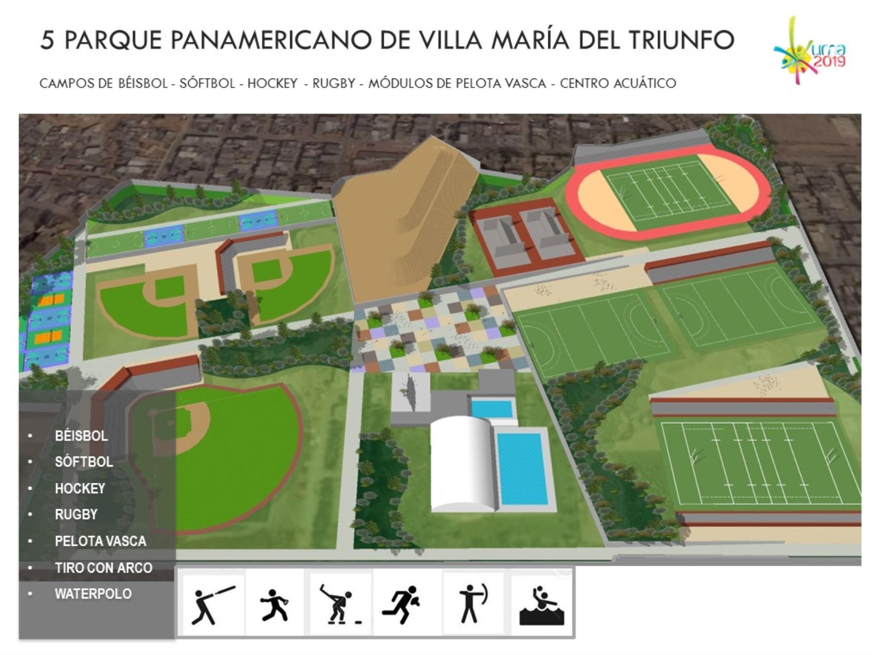 Villa María del Triunfo albergará el certamen