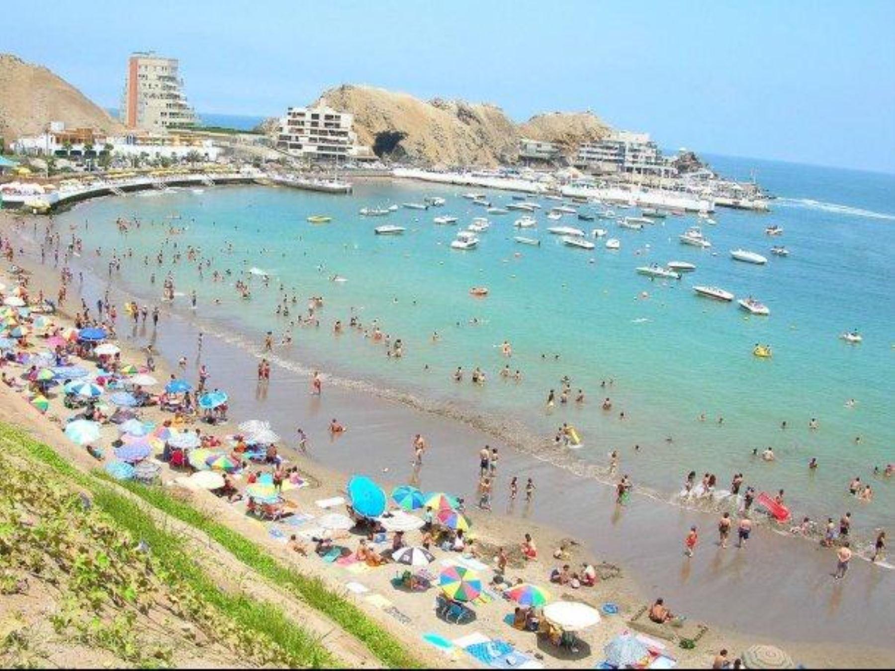 Feria Peru Regiones Promovera Turismo De Playas En Costa Norte Noticias Agencia Peruana De Noticias Andina