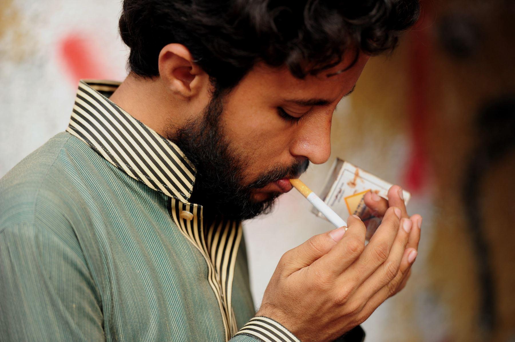 Cigarrillos. Foto: AFP