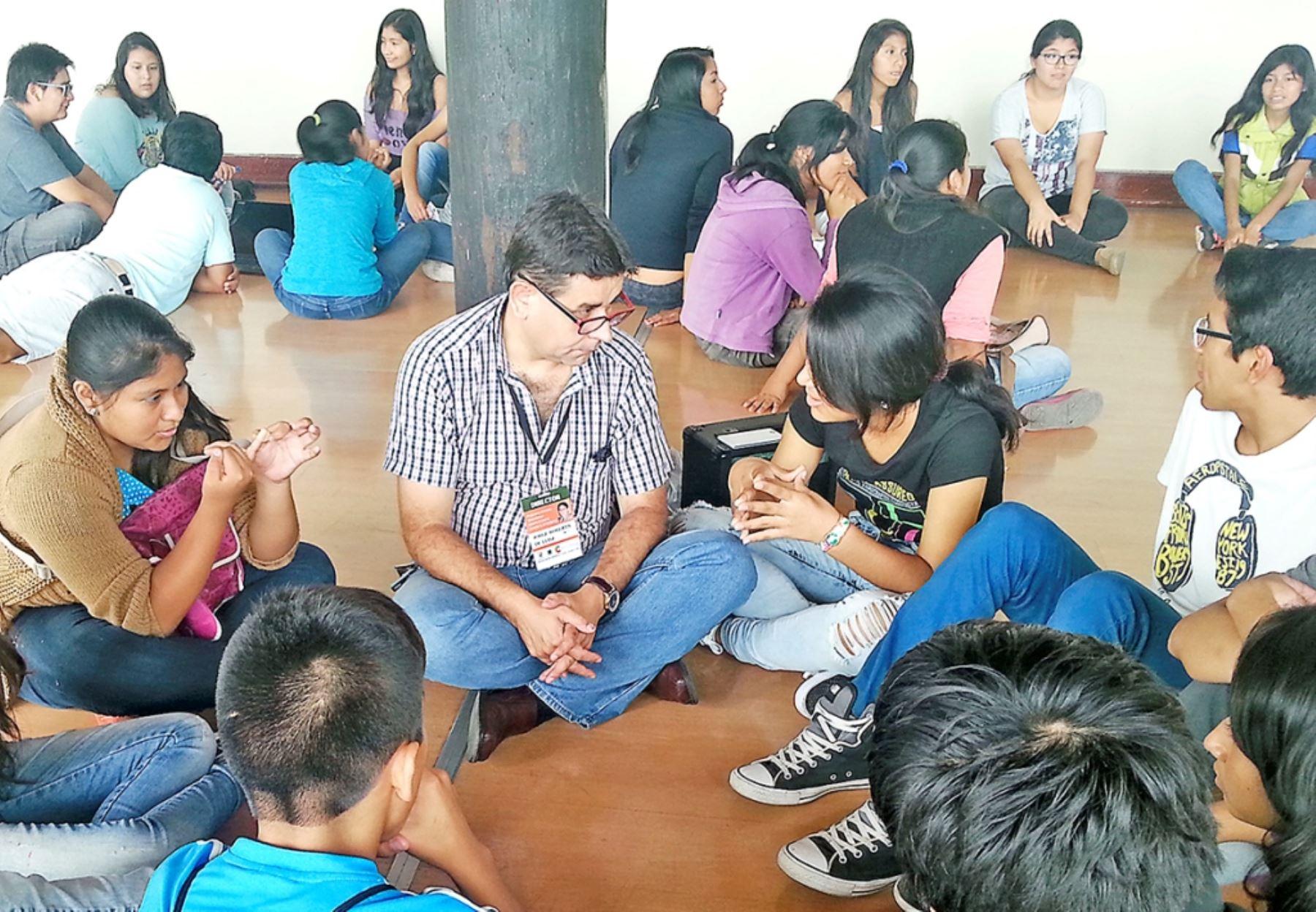 Reducirán violencia en escuelas peruanas con exitoso programa finlandés. Foto: ANDINA/Difusión.