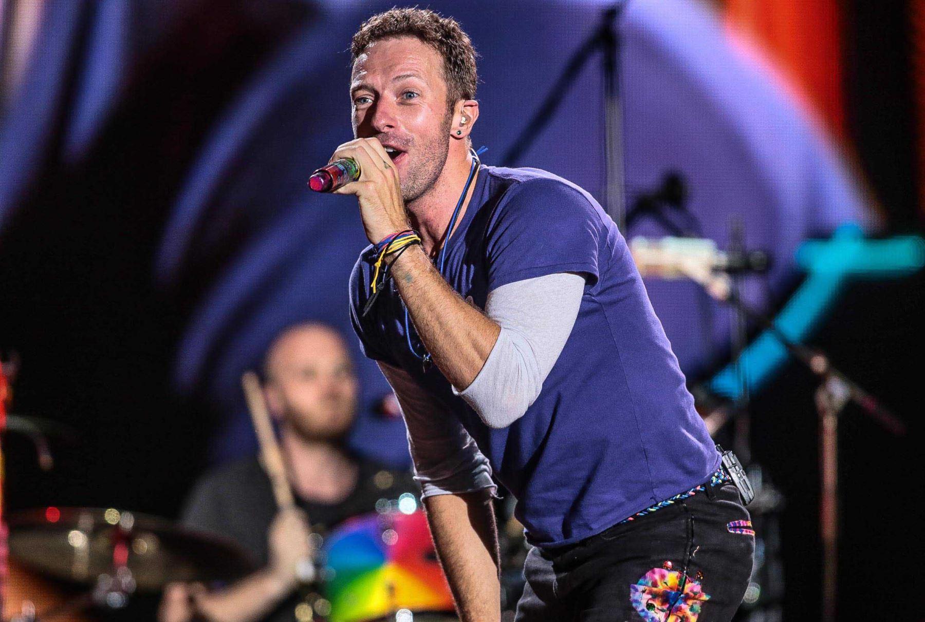 Coldplay anuncia un gira mundial sostenible para 2022