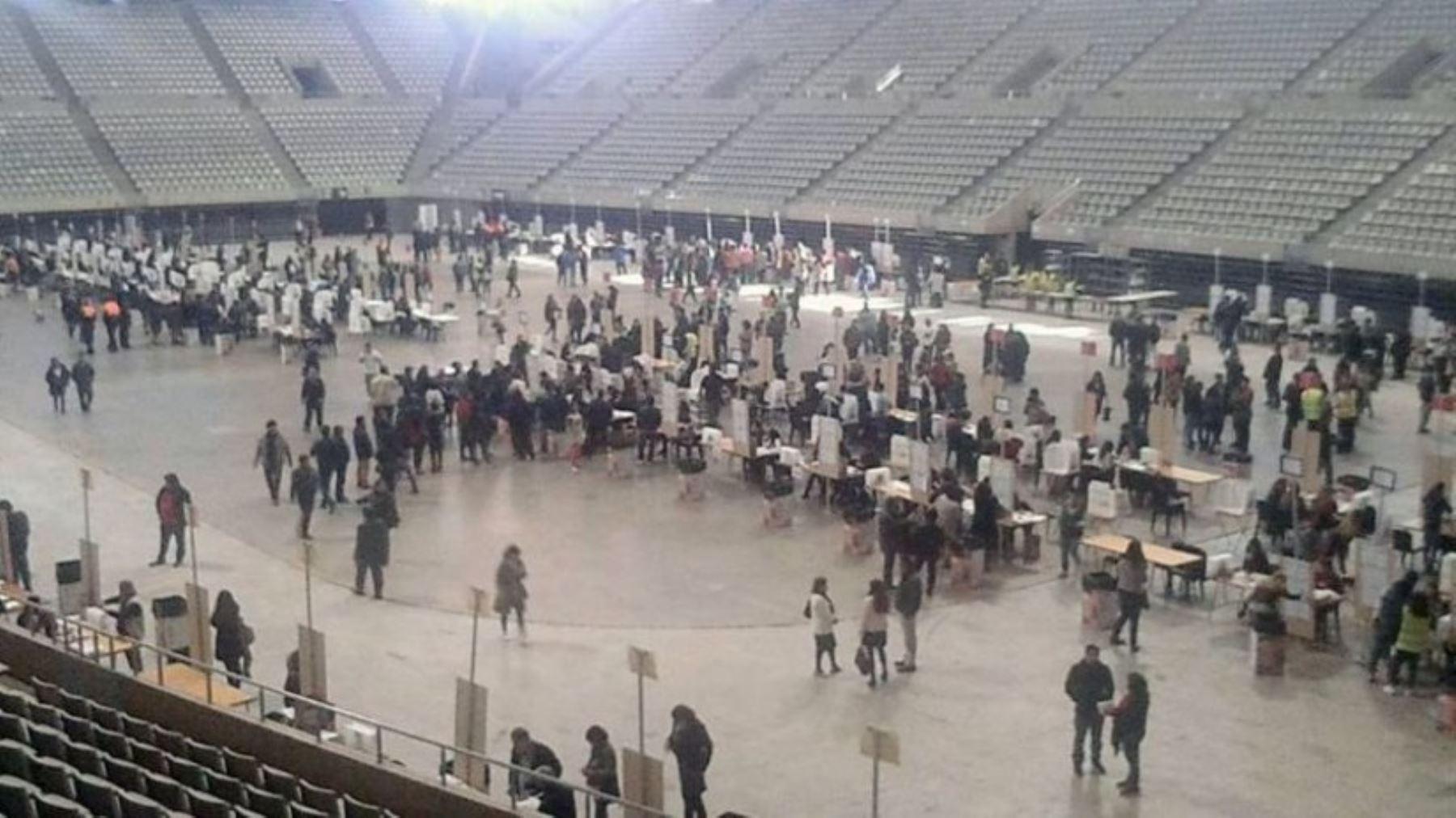 Elecciones en Barcelona Foto: Cancillería