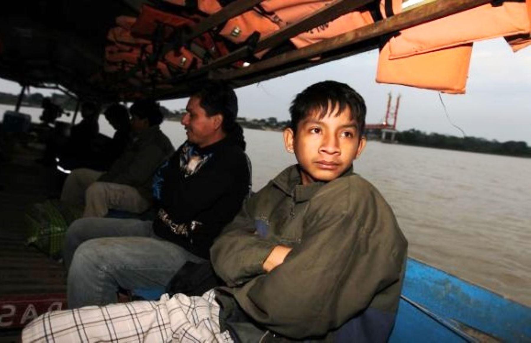 El sexto friaje de este año ingresará a la selva peruana desde la madrugada del lunes 9 de julio y durará hasta la noche del miércoles 11 de julio, informó el Servicio Nacional de Meteorología e Hidrología (Senamhi). Andina/Archivo