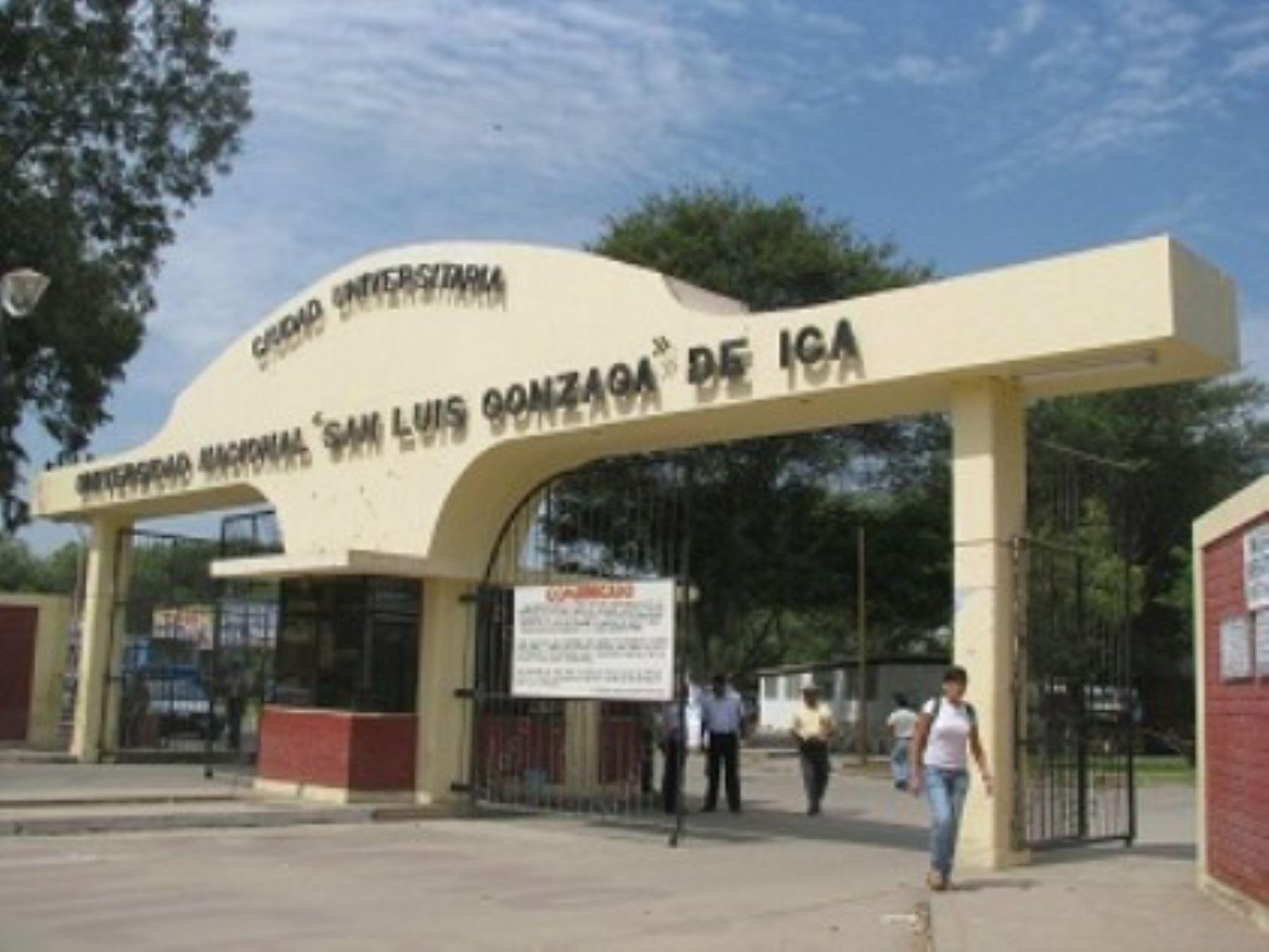 Por estas razones la Sunedu le negó la licencia institucional a la Universidad San Luis Gonzaga de Ica. Captura TV
