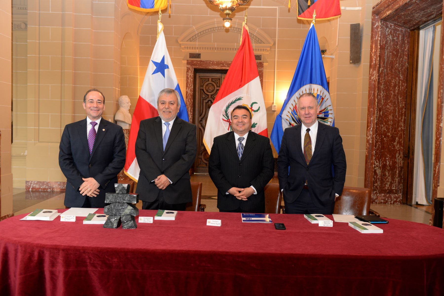 Perú asume en Washington la presidencia de la Cumbre de las Américas. Foto: Difusión.