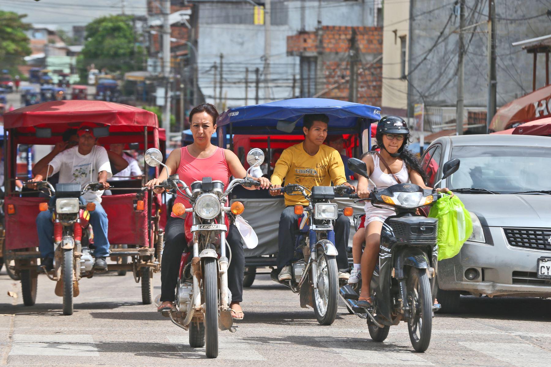 Publican Preguntas De Prueba De Conocimiento Para Obtener Brevete De Motos Y Mototaxis Noticias Agencia Peruana De Noticias Andina
