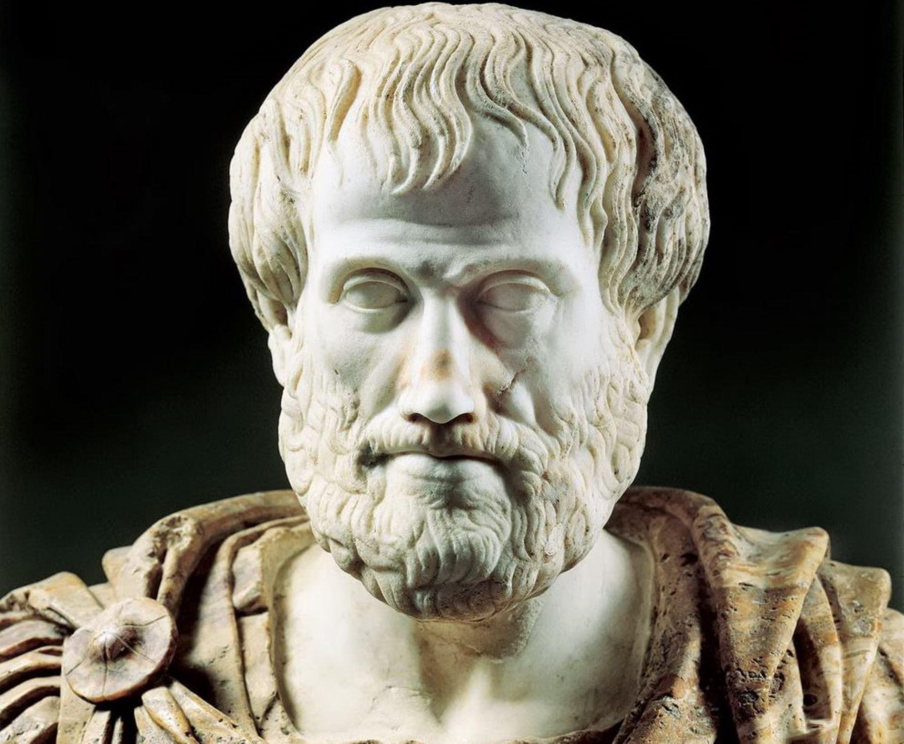 Aristóteles, uno de los más valiosos filósofos del mundo antiguo griego. Internet/Medios