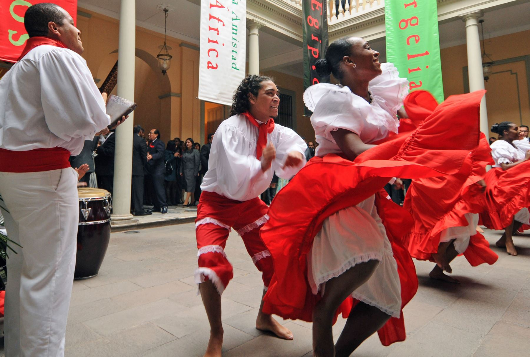 En 9 regiones y 4 distritos de Lima se concentra población afrodescendiente