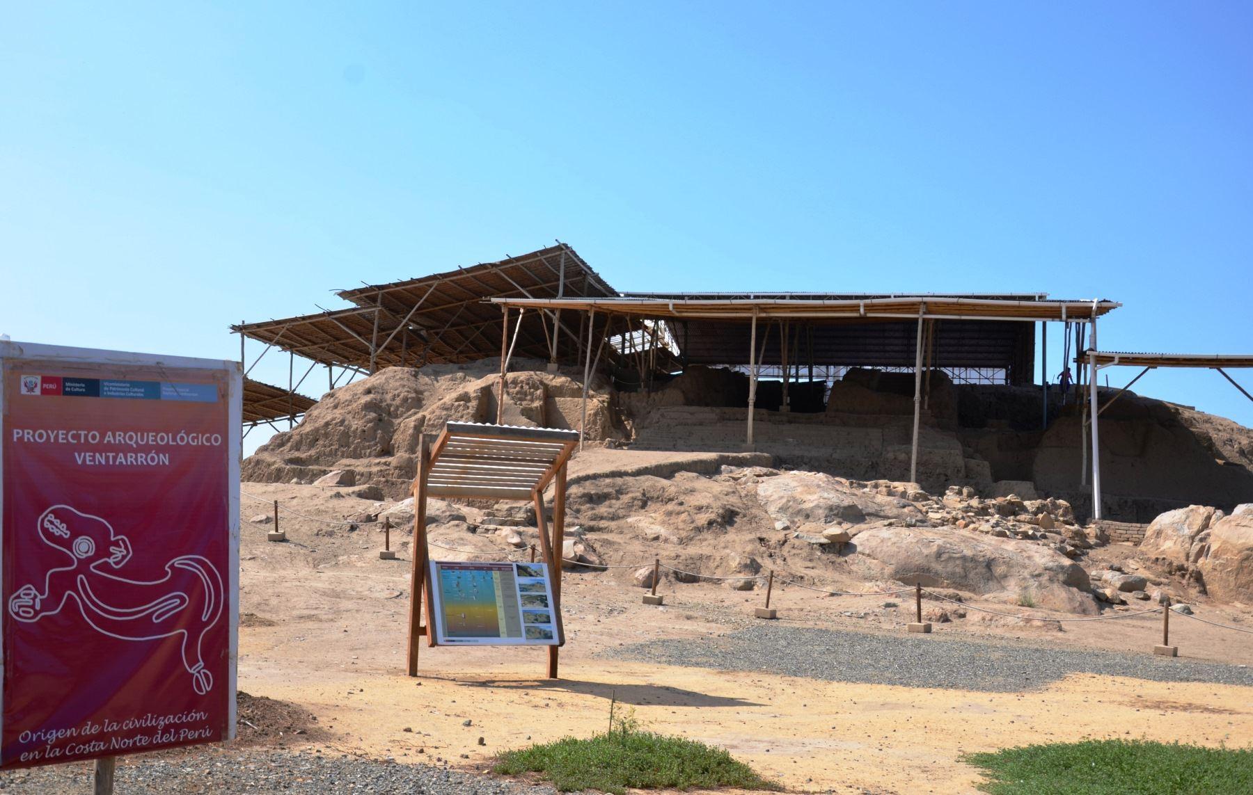 Ventarrón: el sitio que representa el punto de partida de la civilización del antiguo Perú. Foto: Proyecto Arqueológico Cerro Ventarrón