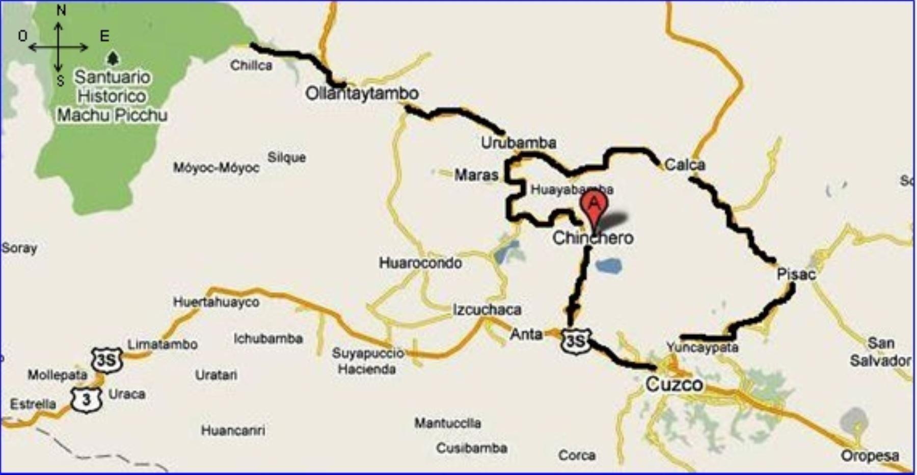 El Congreso de la República publicó hoy en el Diario Oficial El Peruano la Ley N° 30455 de Creación del distrito de Los Chankas, con su capital Río Blanco, en la provincia de Chincheros del departamento de Apurímac.