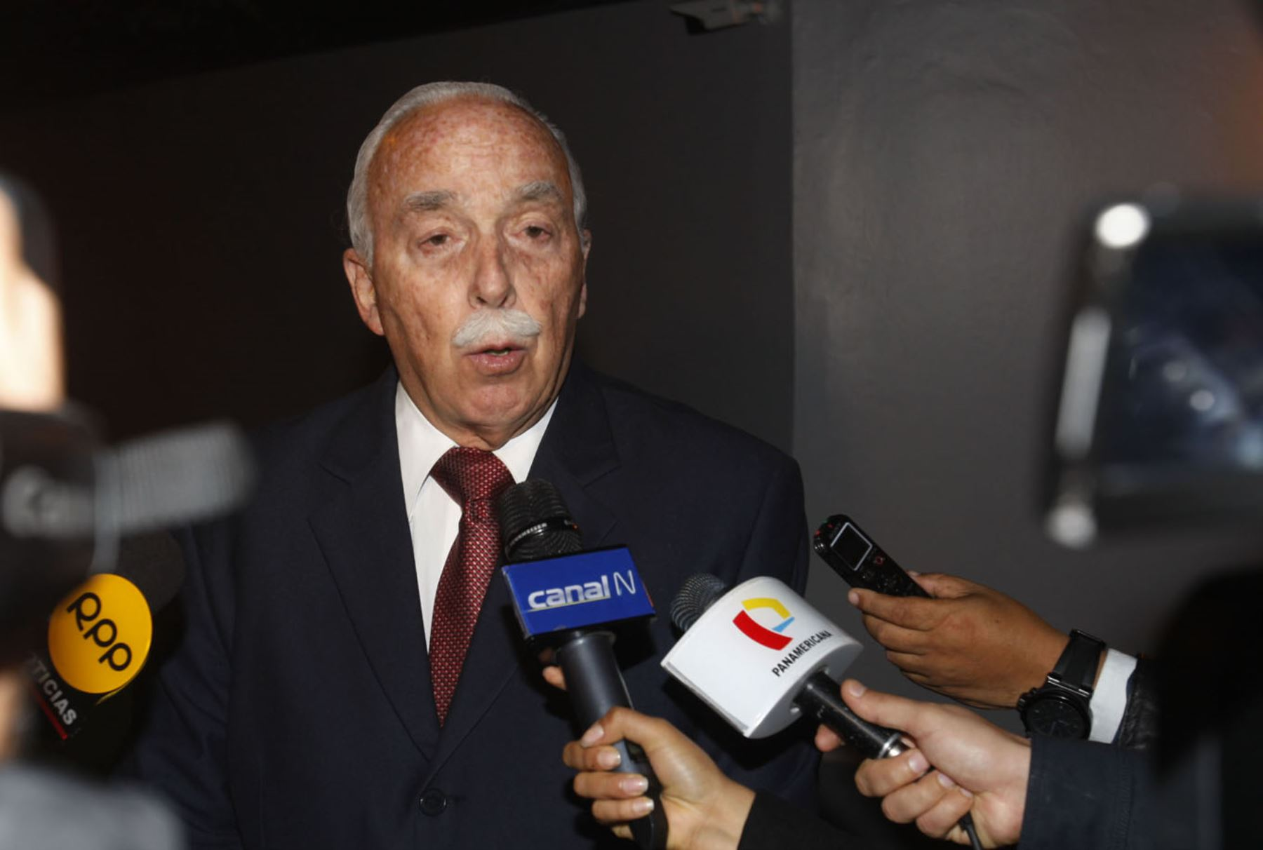 Legislador Carlos Tubino.Foto:  ANDINA.