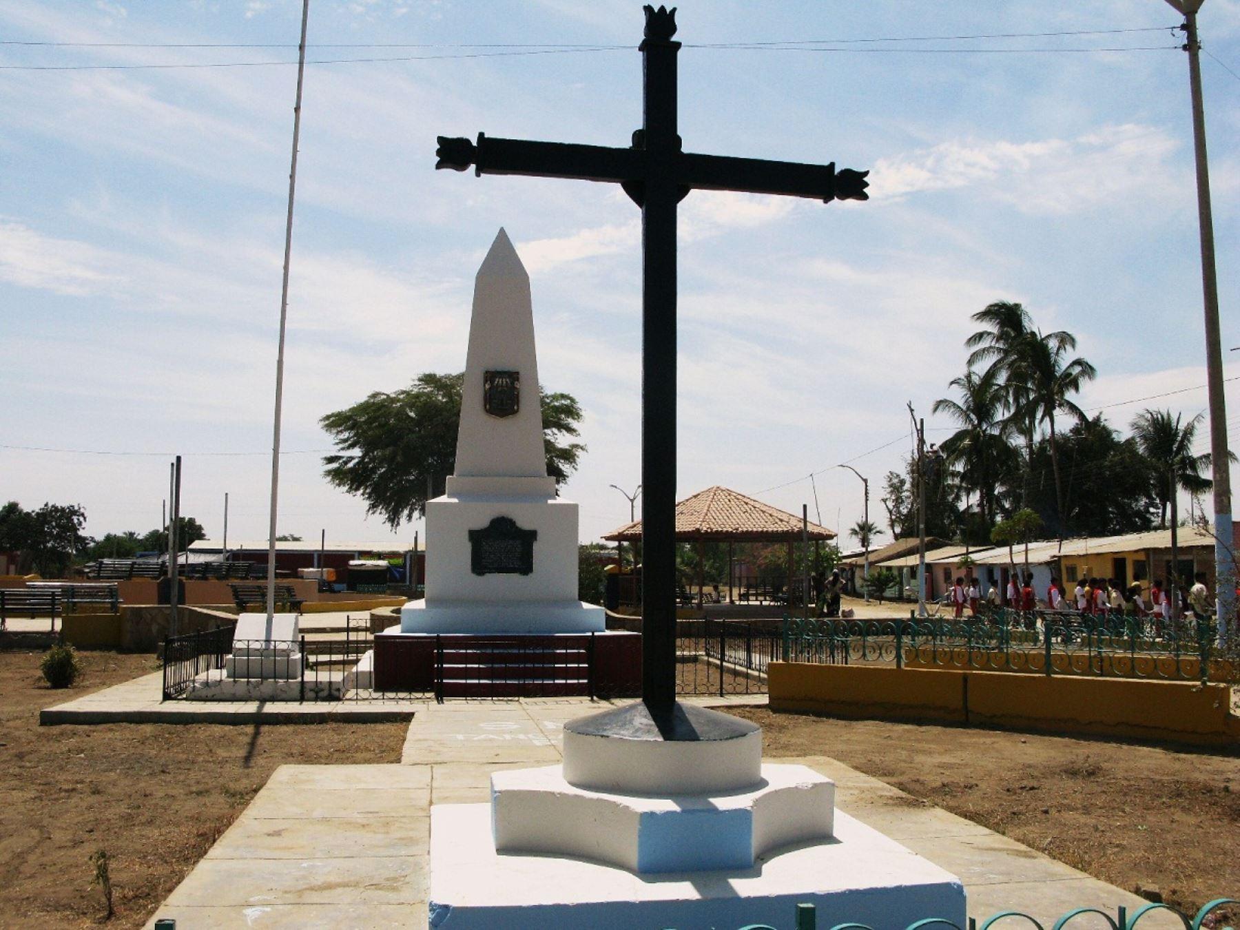 San Miguel de Tangarará en la región Piura.
