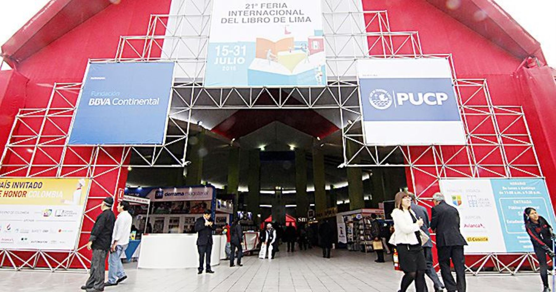 Feria del Libro de Lima