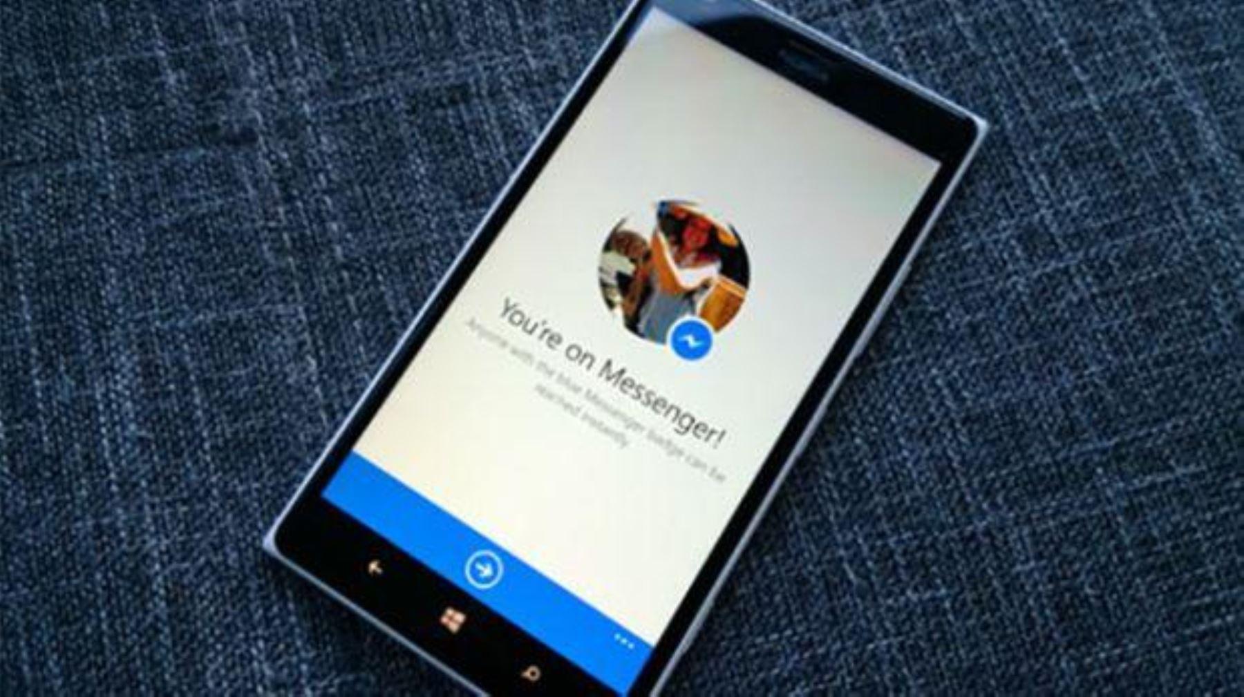 Facebook actualizó las funciones de Messenger Kids para un mejor control parental. Foto:AFP.