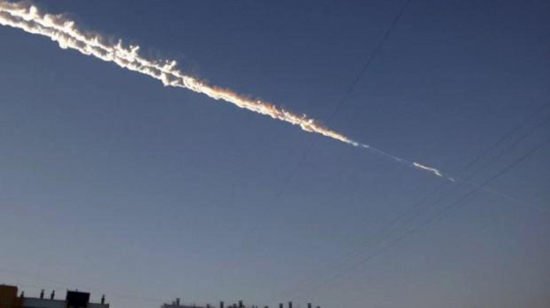 Científicos confirman que un meteorito se estrelló contra un edificio en Japón