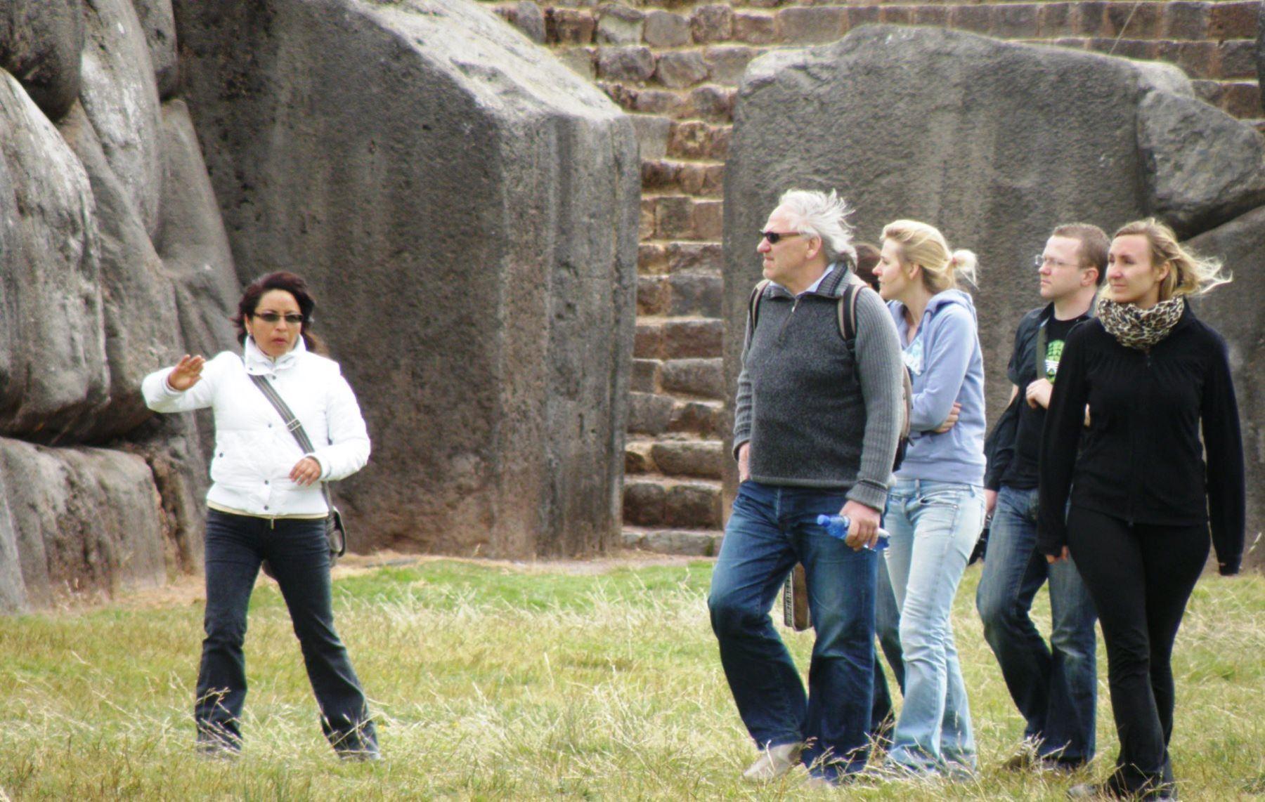 Perú espera recibir 5.6 millones de turistas extranjeros el 2021. ANDINA/Archivo