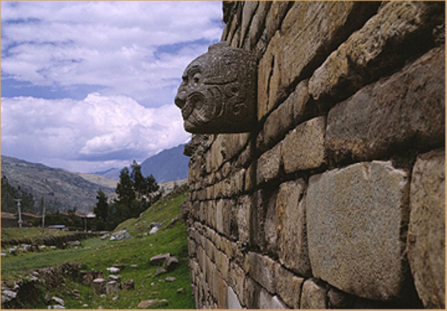 El emblemático monumento arqueológico Chavín de Huántar reabre este domingo 6 de diciembre y las visitas serán gratuitas hasta fin de año. ANDINA/Difusión