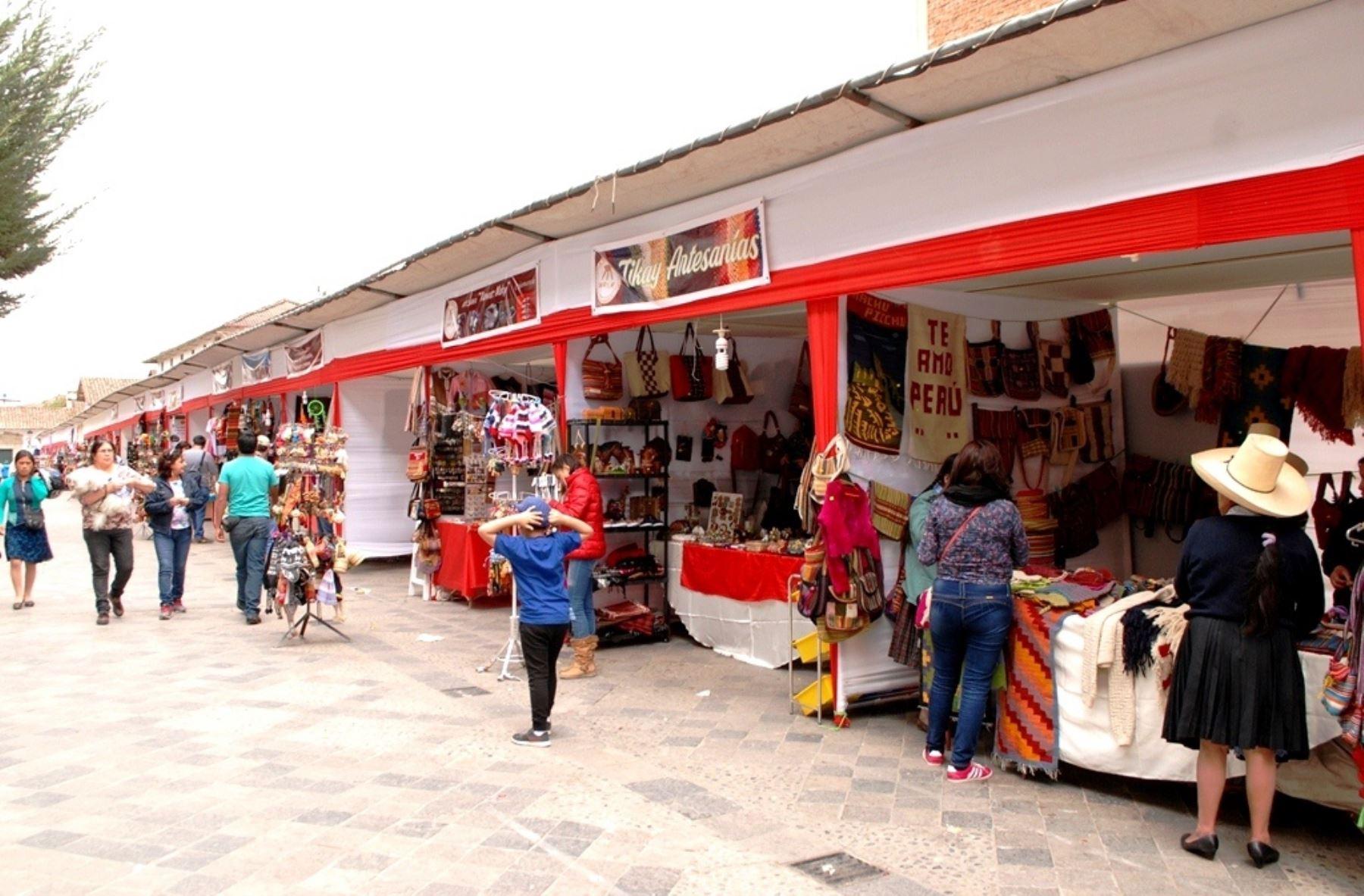 Motupe será la sede de Feria Birregional de Lambayeque y Cajamarca. ANDINA/Archivo