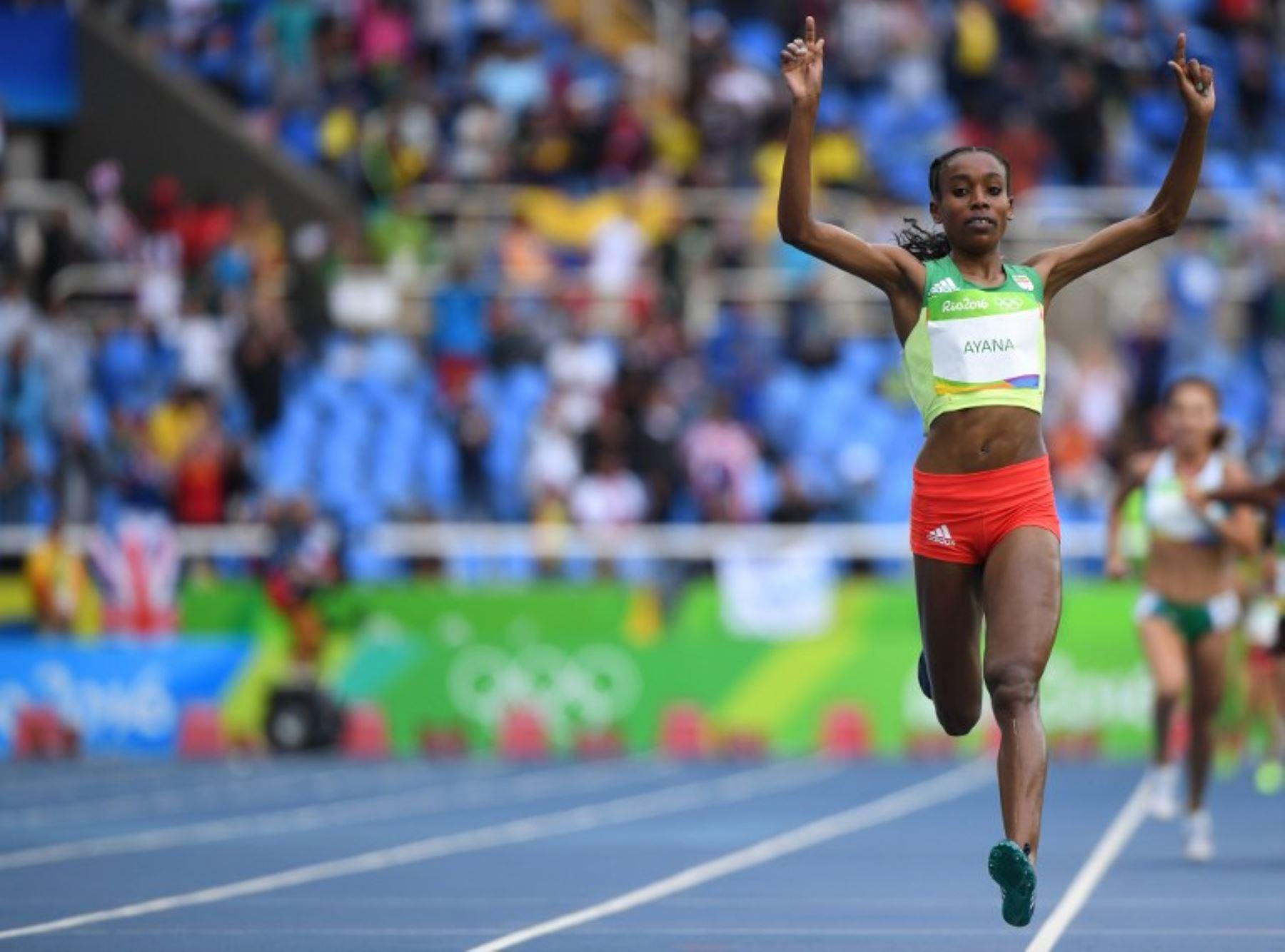 Fondo atletismo 10000 metros