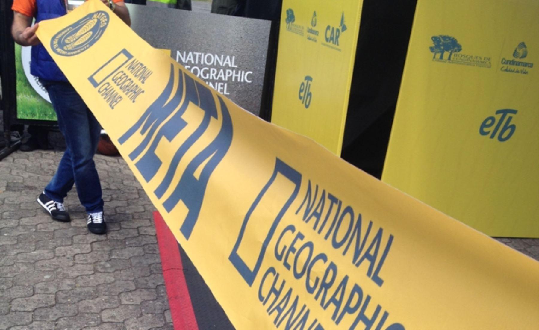 Nat Geo organiza carrera en Lima para reducir impacto de carbono.