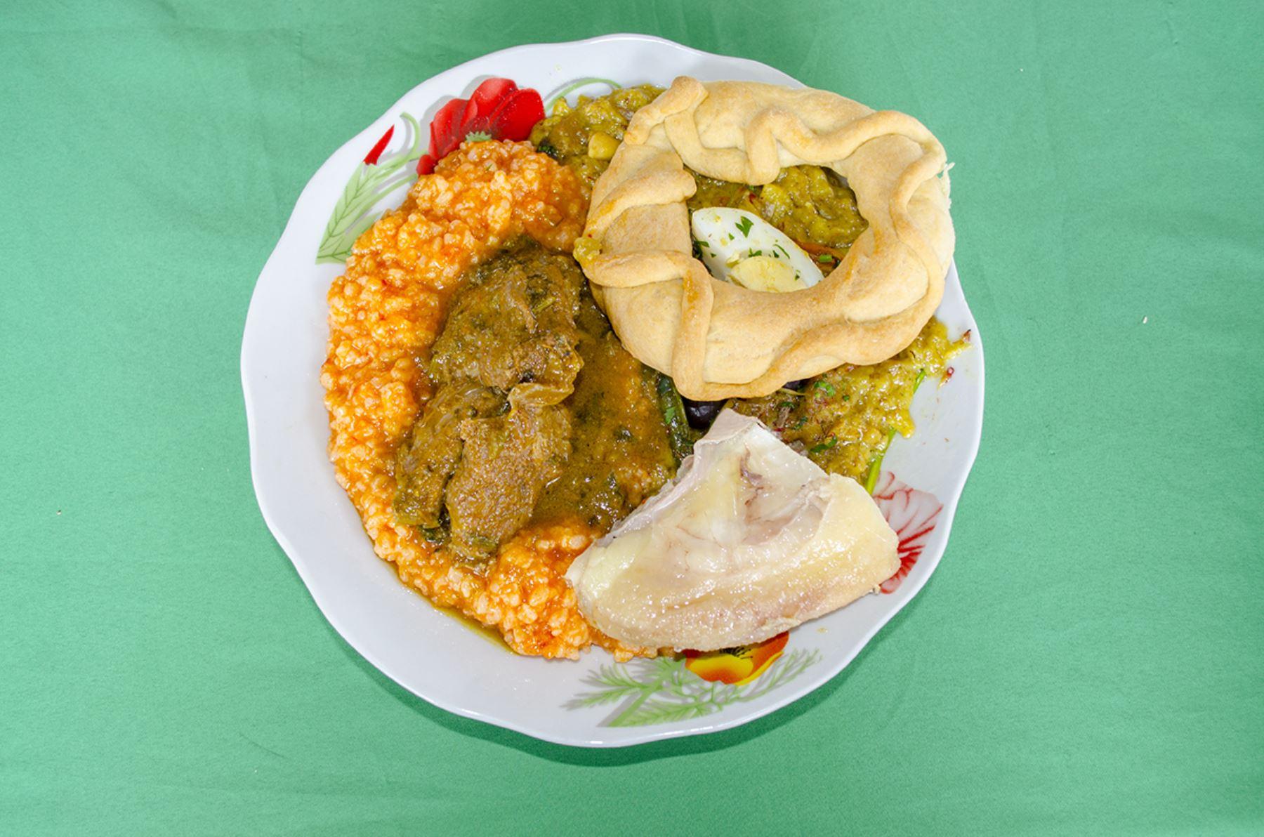Se organiza el Festival de la Sopa Teóloga en Moche, Trujillo, uno de los platos emblemáticos de la zona. ANDINA