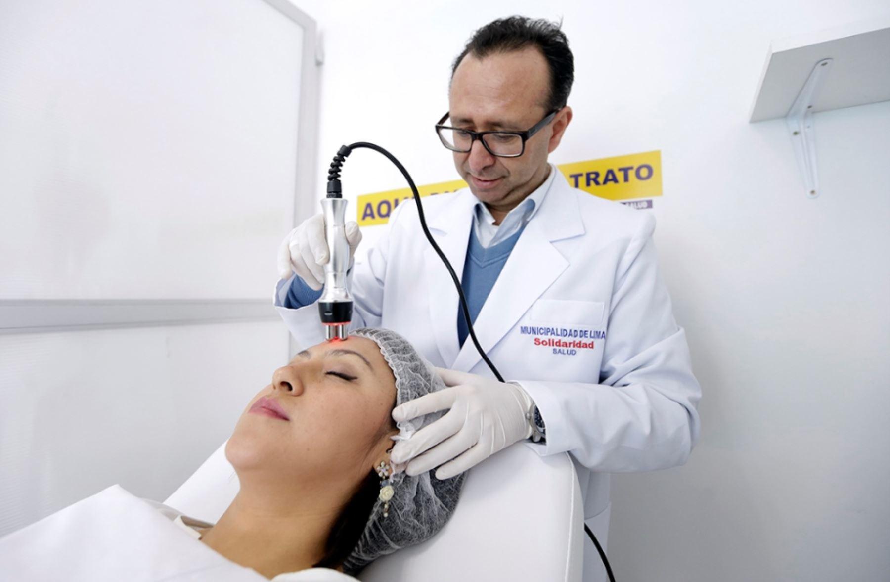 Inaugurarán moderno centro de medicina estética en San Juan de Lurigancho. Foto: ANDINA/Difusión.