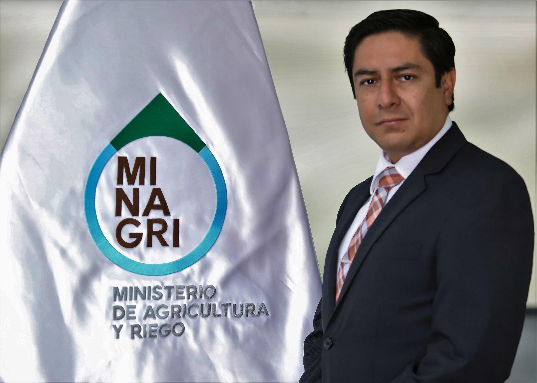 Viceministro de Políticas Agrarias del Minagri, Juan Carlos Gonzales, participa de reuniones de Foro APEC que se realizan en Piura.